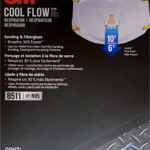 3M Cool Flow N95 Mask
